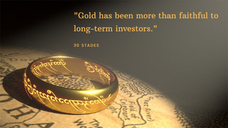 Gold is the best investment bet amid COVID-19