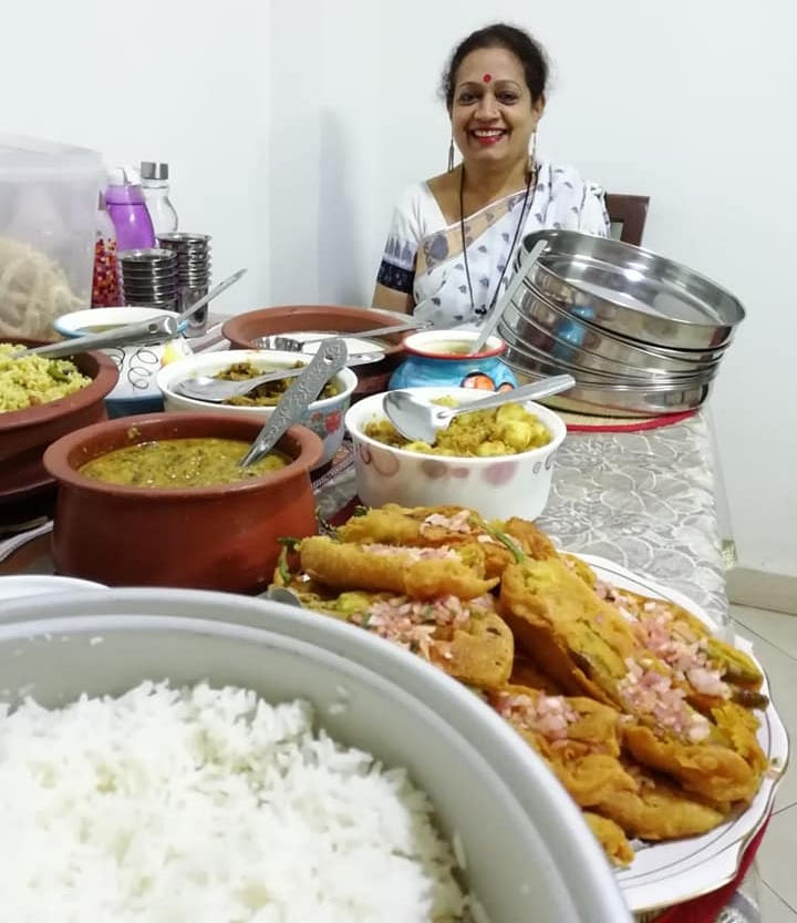 COVID-19 gives home chefs a leg up as restaurants remain shut, 30 Stades, Sumitra Kalapatapu