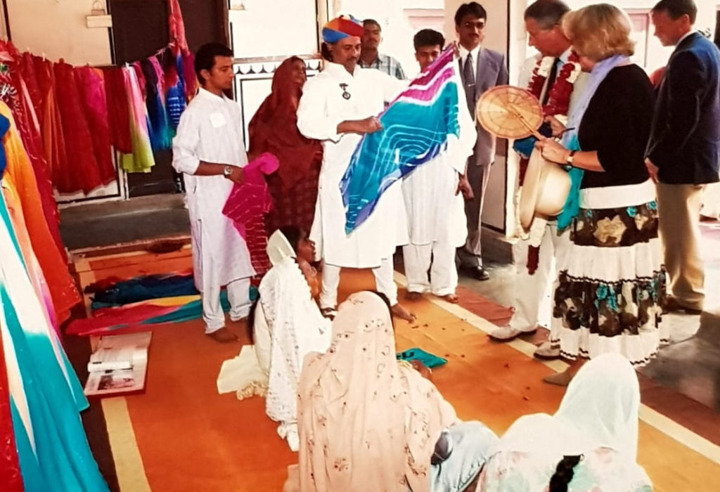 COVID-19: Padma Shri tie and dye craftsman for royals out of work after seven generations, Mohd Tyeb Khan Jodhpur 30Stades