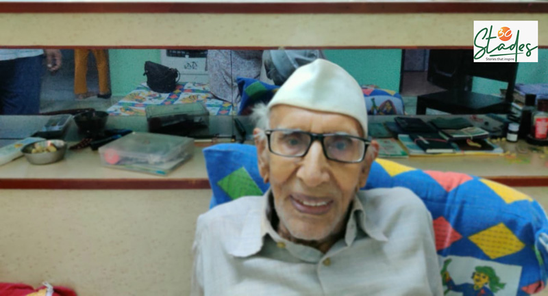 102 year old freedom fighter Rameshwar Choudhary rues this is not the India we gave our blood for august 15 independence day interview 30 stades