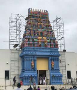 How one family has taken India's 1,000-year-old temple architecture to the world sculptor ancient text shastras construction of temple renovation sthapathis selvanathan washington sri lanka hawaii Sri Siva temple Thailand 30 Stades