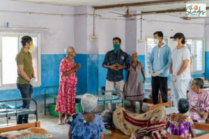 Meet five friends from Chennai whose mission is to feed the poor