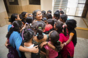 How Prerana has helped thousands of girls get out of inter-generational sex trade save the girl child from prostitution