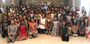 Sakhi for Girls' Education: 100% pass, zero dropouts among girls in Mumbai slum osmanabad villages 30 stades