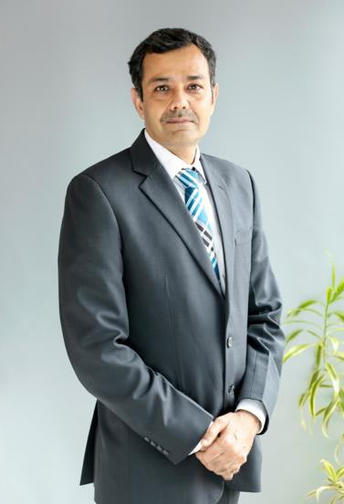 Pankaj Kapoor, founder and MD at Liases Foras. Pic: Liases Foras