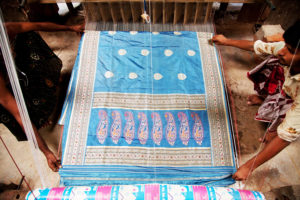 How a hobby made Patels the last custodians of Ahmedabad's Ashavali sarees