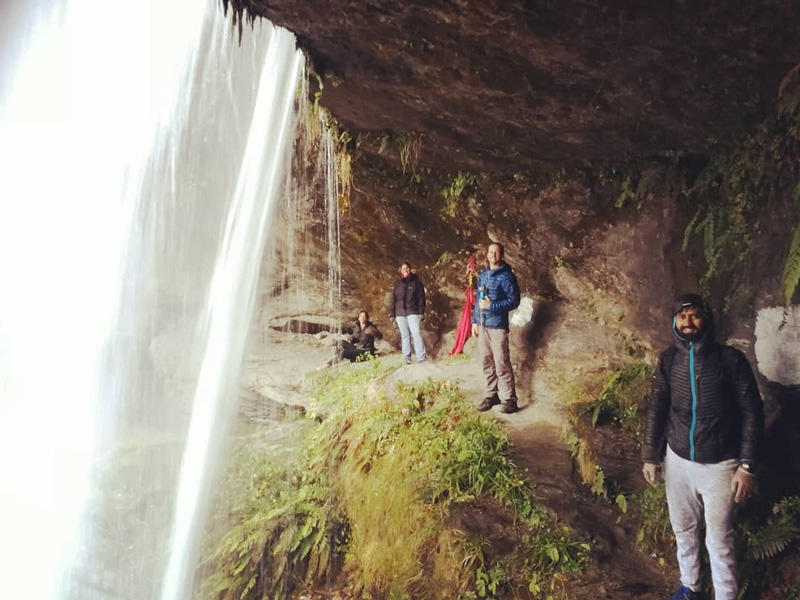 Guests can go for hikes to forests or spend hours near waterfalls. Pic: through Fernweh Fair Travel