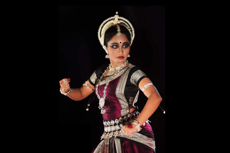 We need a paying audience to make performing arts self-sustaining': Odissi dancer Prachi Hota 30 stades