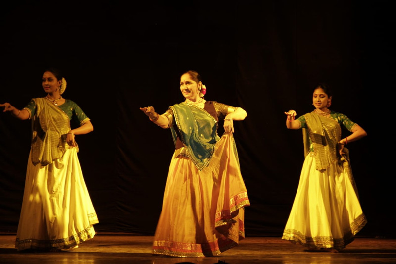 Nirvana through dance: Uma Dogra's journey through Kathak Pt Durga Lal Jaipur Gharana