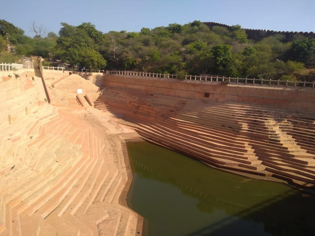 How Nahargarh's 300-year-old water conservation system beat the desert's water blues