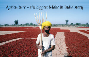 Why agriculture (not manufacturing) is biggest 'Make in India' story now agriculture 20% of gdp manufacturing 8 percent nso 30 stades