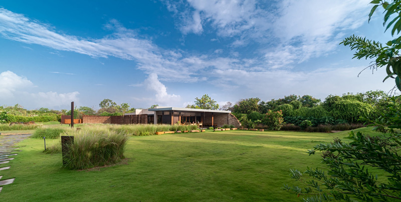 Eco-tourism meets rural art & culture at Gujarat's Woods at Sasan gir forest sustainable tourism 30 Stades