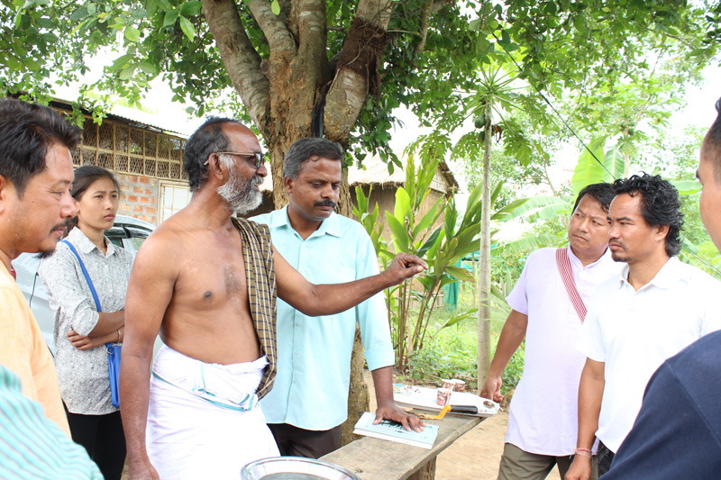 How Tamil Nadu's R Selvam cut costs by 30% and increased profits by shifting to organic farming paddy sesame groundnut natural farming vs traditional farming 30 stades