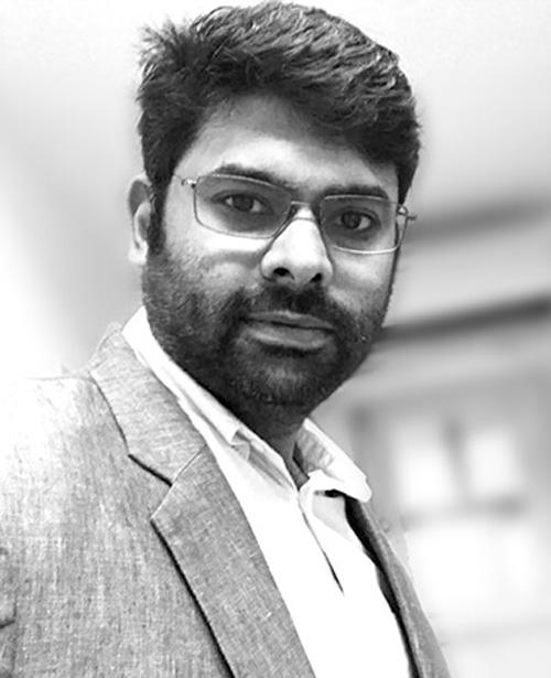 Shashank Moddhia, Founder, The Renal Project