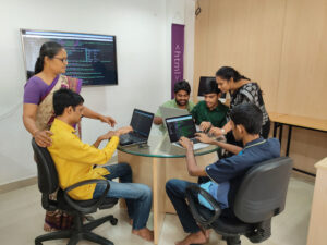 Breaking stereotypes: How Chennai's HashHackCode is creating 'differently-abled' coders computing coding special needs 30 stades