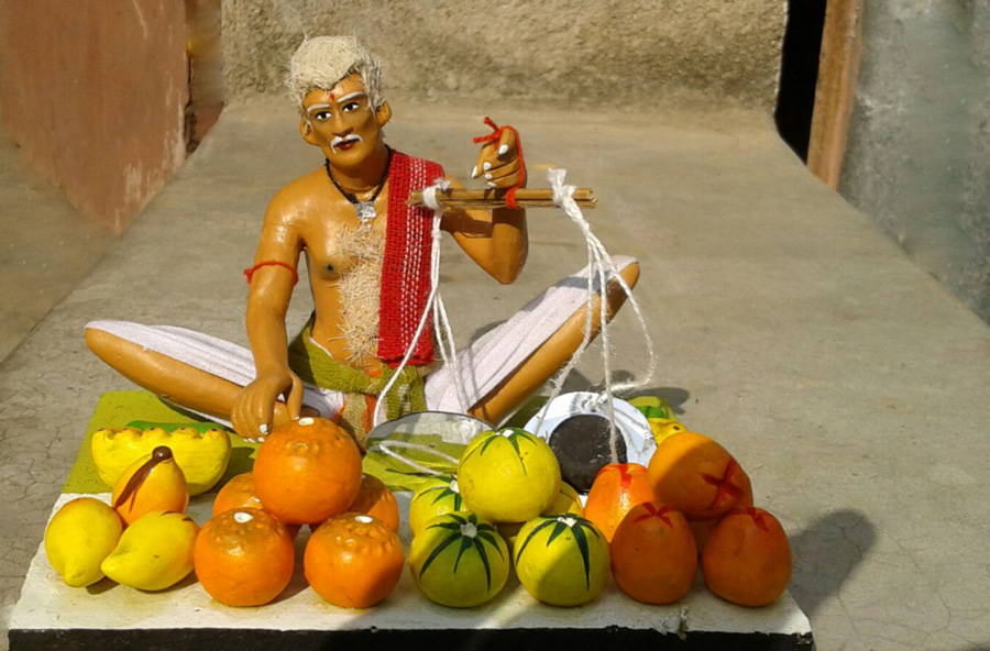 Ghurni: Bengal's village where life-like clay dolls have bridged the rich-poor divide 30stades