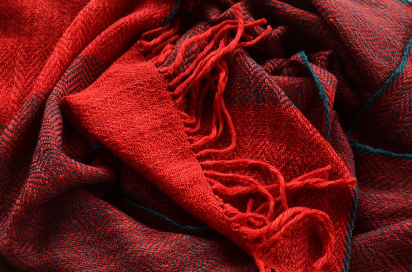 Himalayan Weavers co-founder Patricia has contemporised the products through new designs, natural dyes and finer weaves. Pic: courtesy Himalayan Weavers