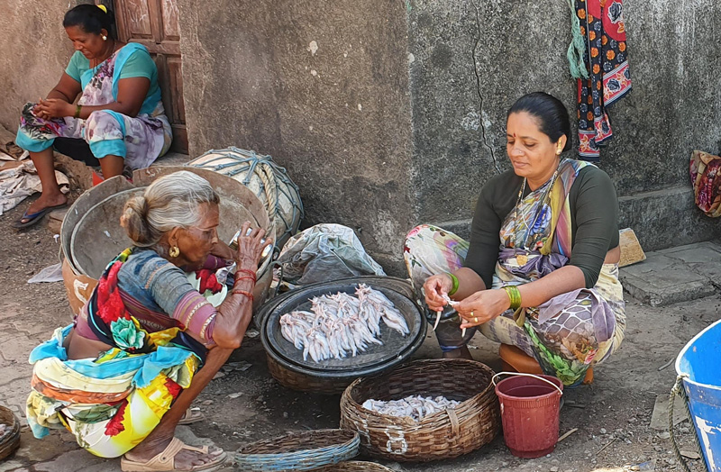 The Koli community practices equal division of labour. Pic: Flickr
