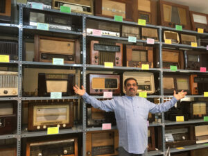 In pictures: Bangalore's radio museum with vintage models from the pre-World War II era 30 stades