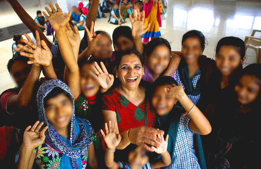 Rescue Foundation: How Triveni Acharya saved over 6,000 girls from forced prostitution 30stades