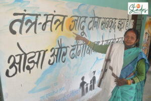 Chhutni Devi: Jharkhand's brand ambassador in the fight against witch-hunting 30 stades india