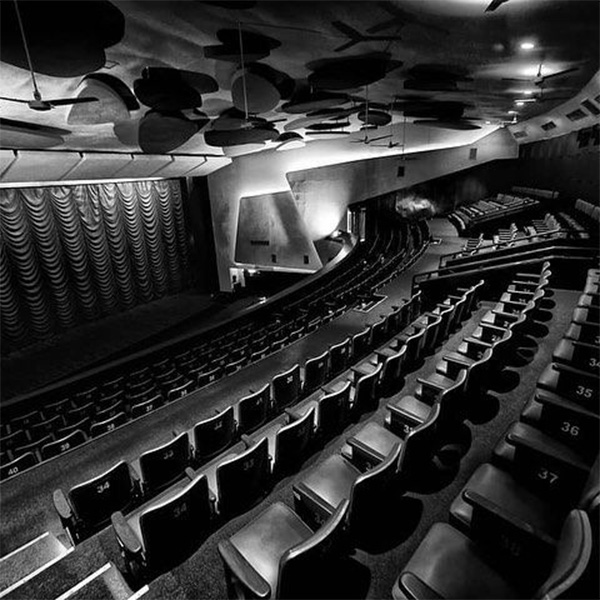 The bygone era: Gem Cinema opened with a capacity to seat 1,245 people. Pic: Gem Cinema