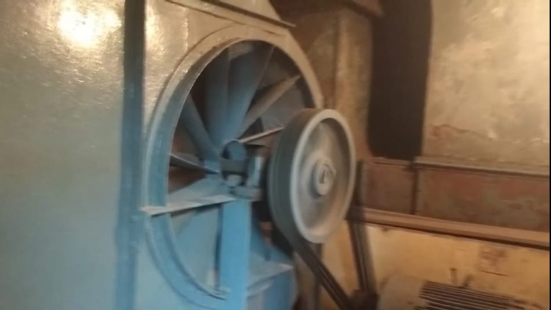 Movie reel projector (above) and other historical equipment remain well maintained at the theatre even now. Pic: Gem Cinema