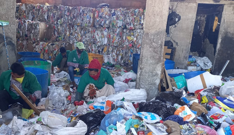 Waste pickers