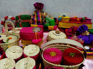 Bengaluru's Kottanz contemporizes traditional gifting with eco-luxury products handcrafted by rural women Gifts of india thamboolam anniversary gifts 30 stades