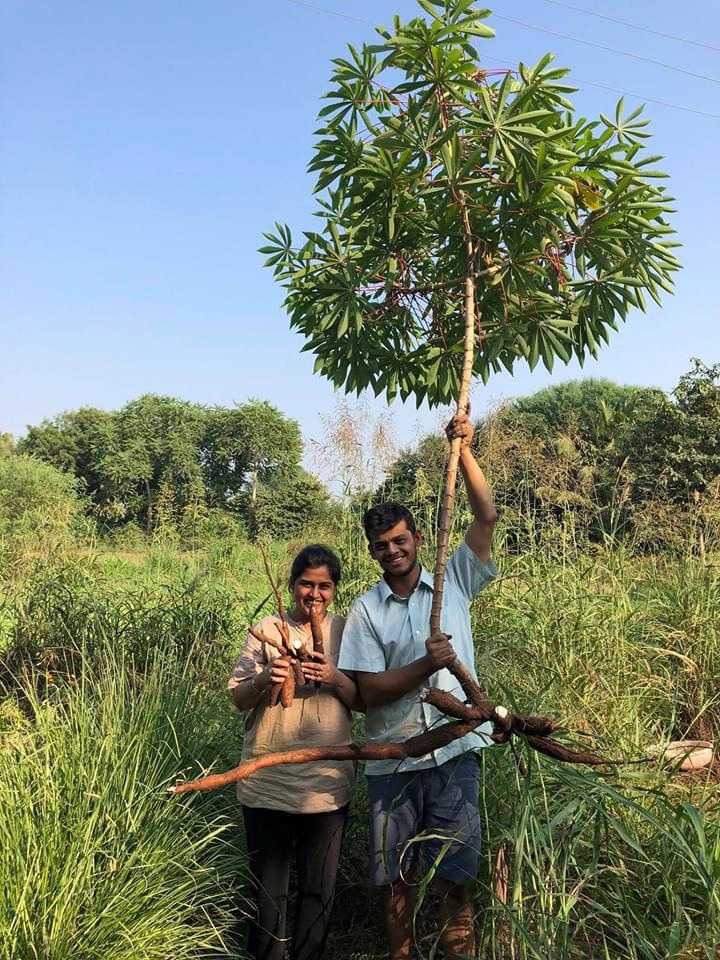 Environment: Gujarat couple quits US jobs to build own food forest; creates orchards & gardens for others organic sustainable farming 30 stades
