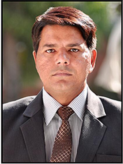 Dr SS Jyani, environmentalist and Associate Professor at the Department of Sociology, Government Dungar College, Bikaner
