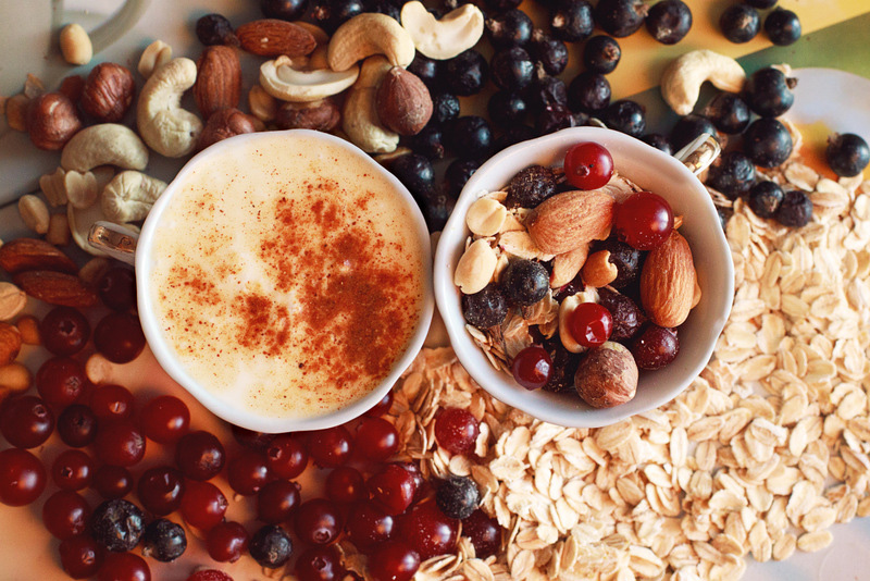 Nuts and dry fruits are good source of proteins. Pic: Flickr