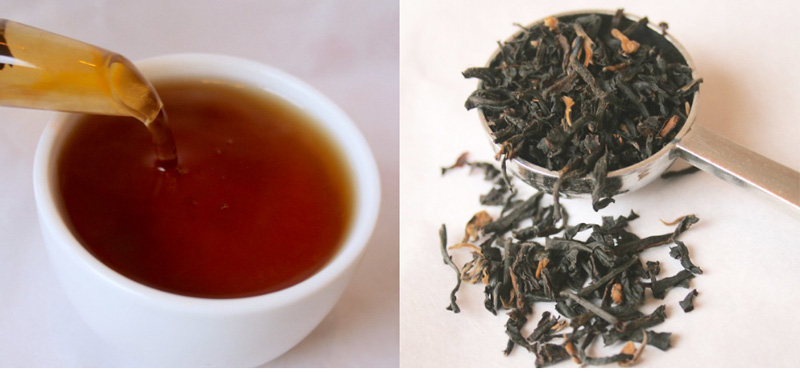 Tea is a perishable product and requires processing soon after plucking. Pic: Esah Teas 30 stades