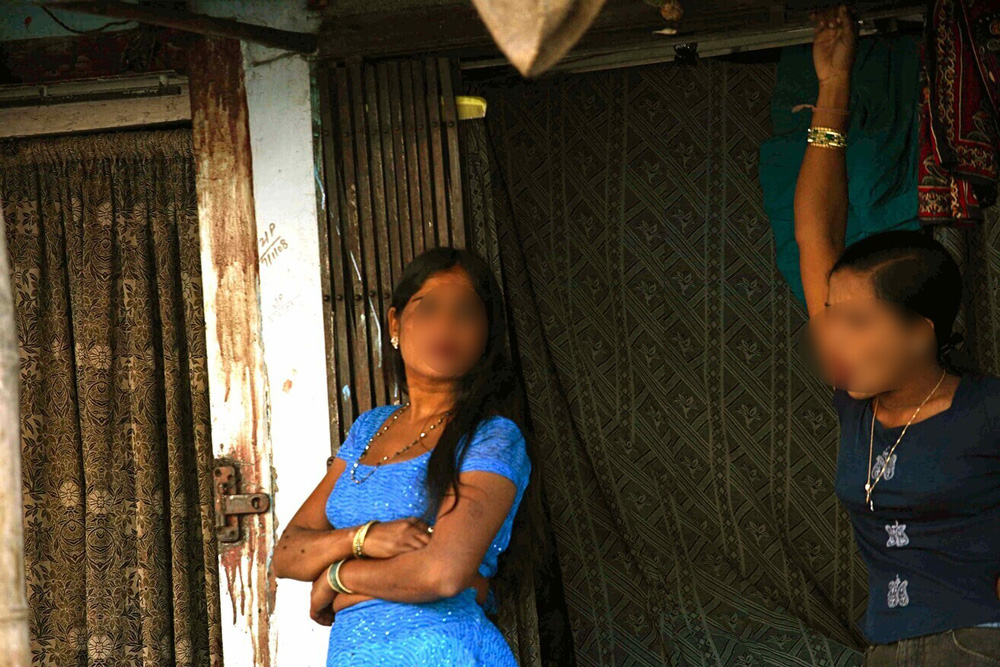 Pushed into prostitution by her husband, a sex worker from Kamathipura shares what freedom means to her red-light area GB road sonagachi 30 stades