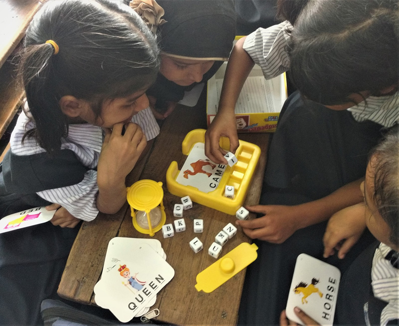 How Toybank's learning-through-play is helping at-risk children grow into responsible adults maharashtra government schools toys play sheets 30stades