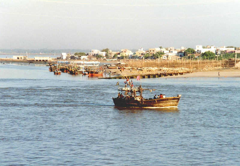 Ghoghla is one of the cleanest beaches in Diu. Pic: Flickr