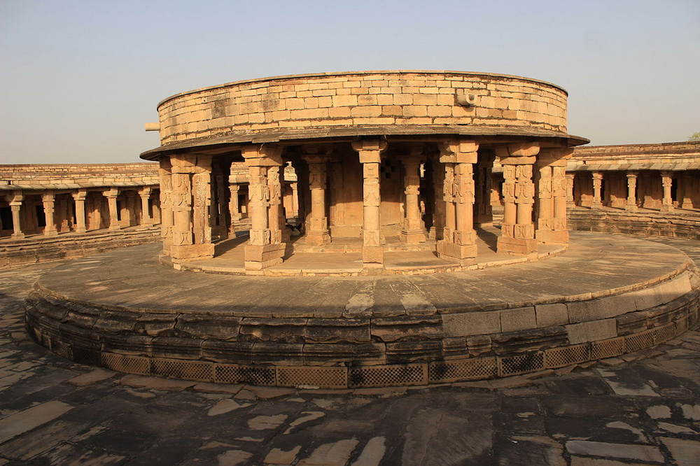 In pictures: Morena's Chausath Yogini temple that inspired the Indian Parliament's design madhya pradesh 30 stades