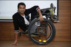 Imran Qureshi: UP's paraplegic man motivates wheelchair-bound people to live independently and confidently inspiring life 30stades