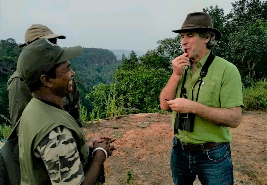 From hunters to forest guides, how tourism & education are transforming the semi-nomadic Pardhis of Panna last wilderness foundation 30 stades