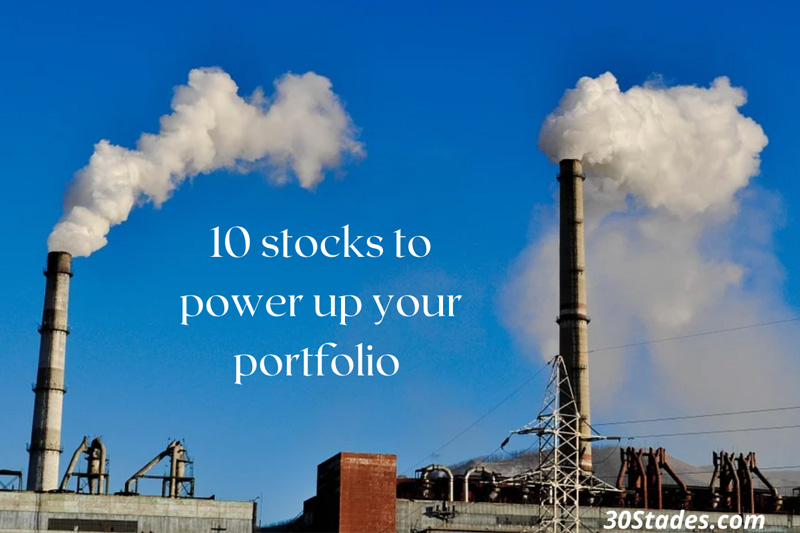 10 power & energy value stocks for investment right now stockmarket stocks to buy investment 30stades