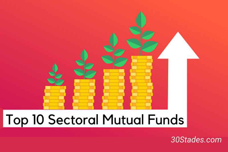 Top 10 sectoral mutual funds for investment right now 30 stades financial planning MF