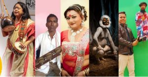 From online performances to vaccination, Bangalore's StillSpace Theatre helps artists keep alive their arts during the pandemic behrupiya lavani baul song 30stades