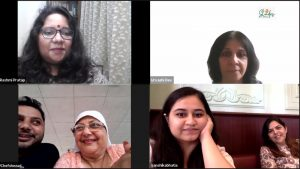 Popularising & preserving ethnic cuisines of Parsis and Bannuwal Hindus food 30 stades webinar