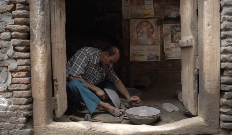 The artisans were earlier exploited by middlemen and paid peanuts for their hardwork. Pic: P-TAL
