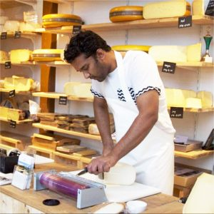 From 9-to-5 bank job to making artisanal cheese, how Nitin Dayalu built Old Hill Food in the Himalayas parmesan cheddar gouda gruyere cheesemaking 30stades